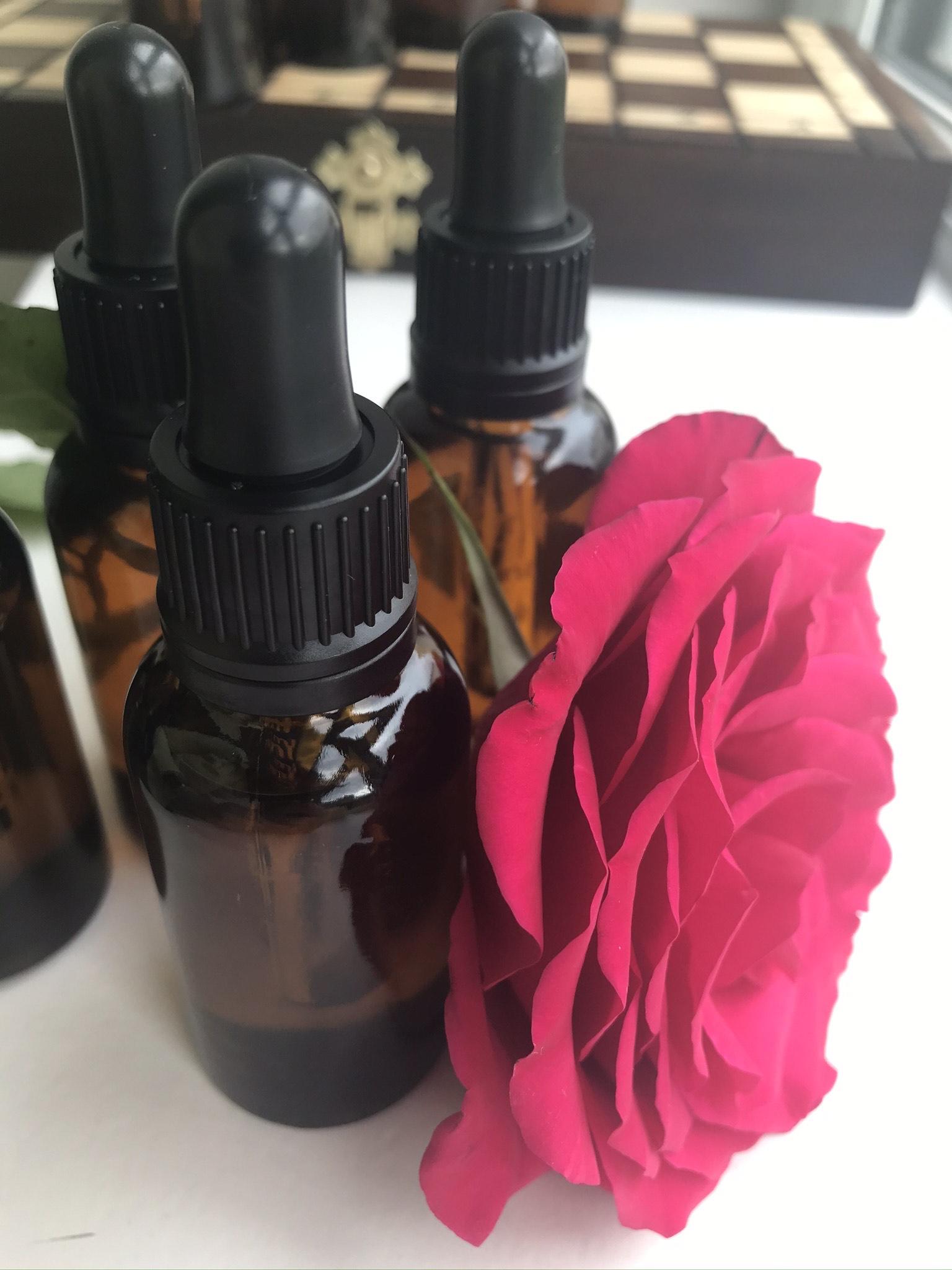 Complex Serum oil face & hair